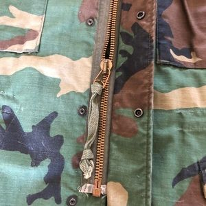 Vintage Jackets & Coats - Vintage Army M65 Field Jacket